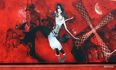 murales moulin