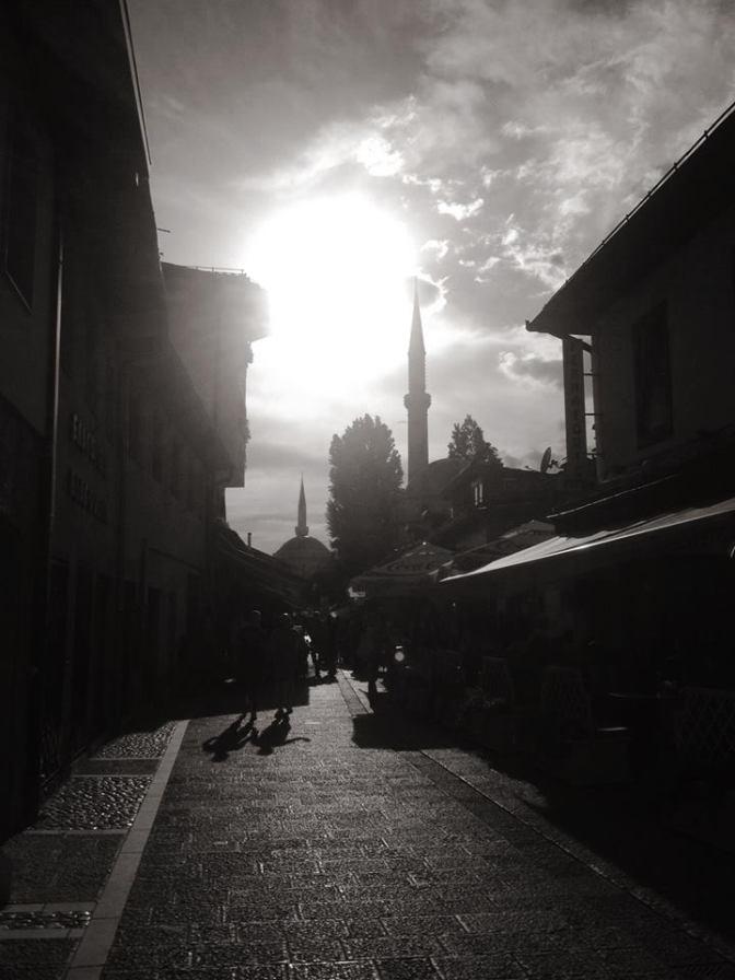 Sarajevo ljubavi moja